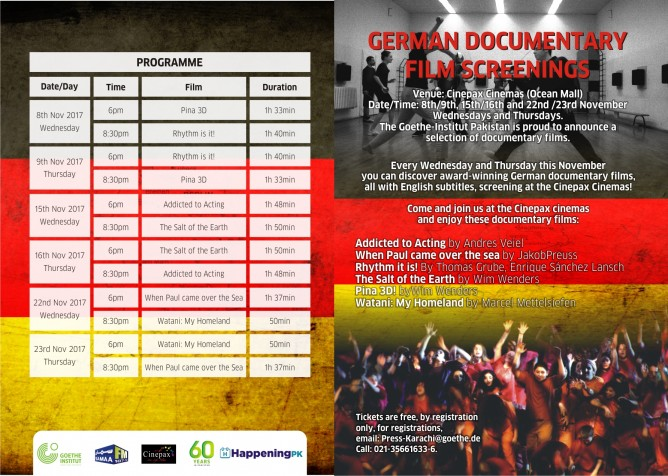 screening goethe